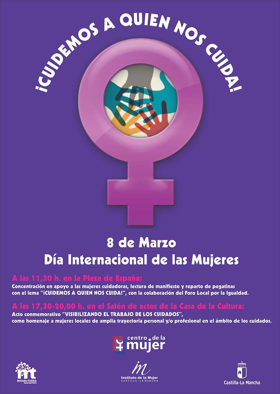 Dia Del Trabajador Mujeres actos en conmemoración del día internacional de la mujer